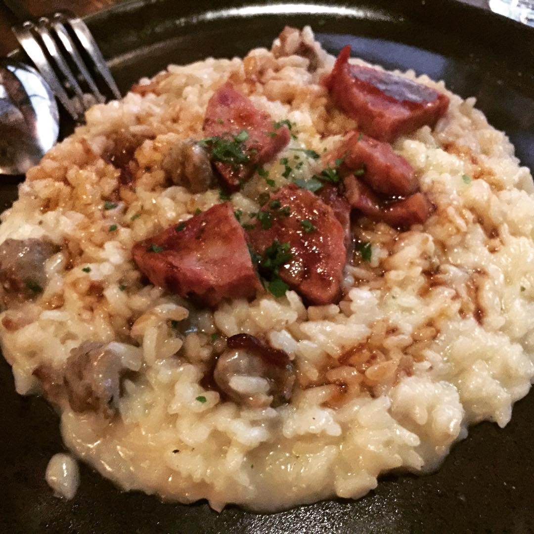 Im obsessed with this Risotto at Officine Brera in Downtownhellip