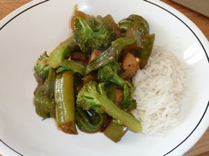Seared Tofu with Asian Broccoli – Recipe! Image 2