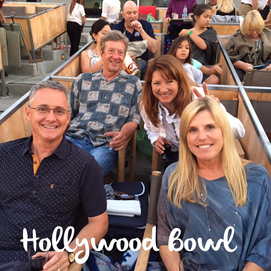 Spamalot at the Hollywood Bowl with Jill amp Tom!! funhellip