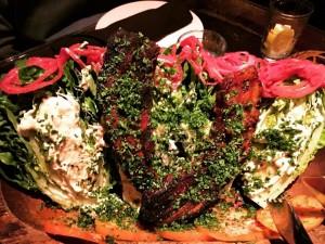 The Wedge  ARC Costa Mesa! farmtotable salads costamesadining arccostamesahellip