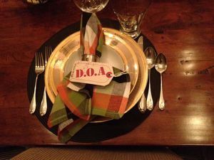 Halloween Dinner Party Image 3