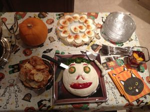 Halloween Dinner Party Image 5