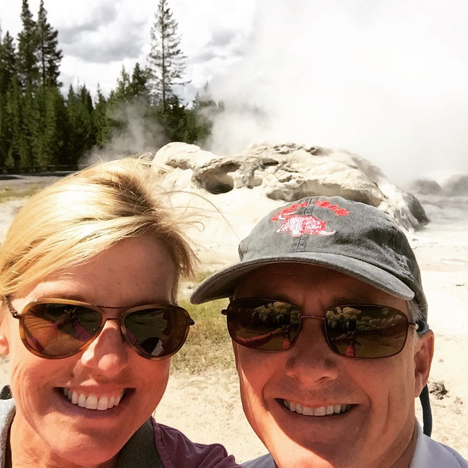 Grotto Geyser  Yellowstone National Park! travel yellowstone fun