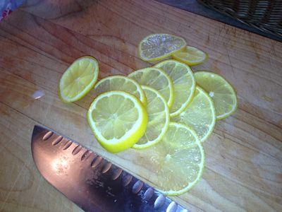 Split Roast Chicken with Lemon Sauce over Pea Orzo 004-thumbnail 300