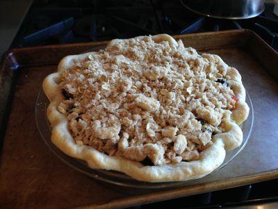 Blackberry & Nectarine Crumb Pie 010-thumbnail 300