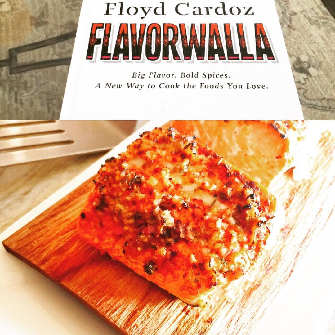 My New Favorite Cookbook  Flavorwalla by Floyd Cardoz! Thehellip