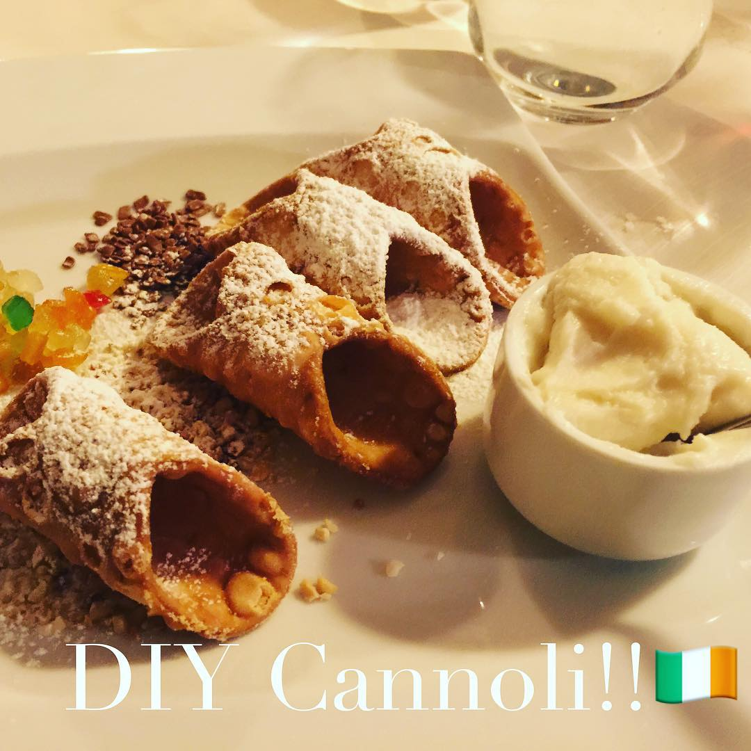 This is Genius! Build your own Cannoli! May have tohellip