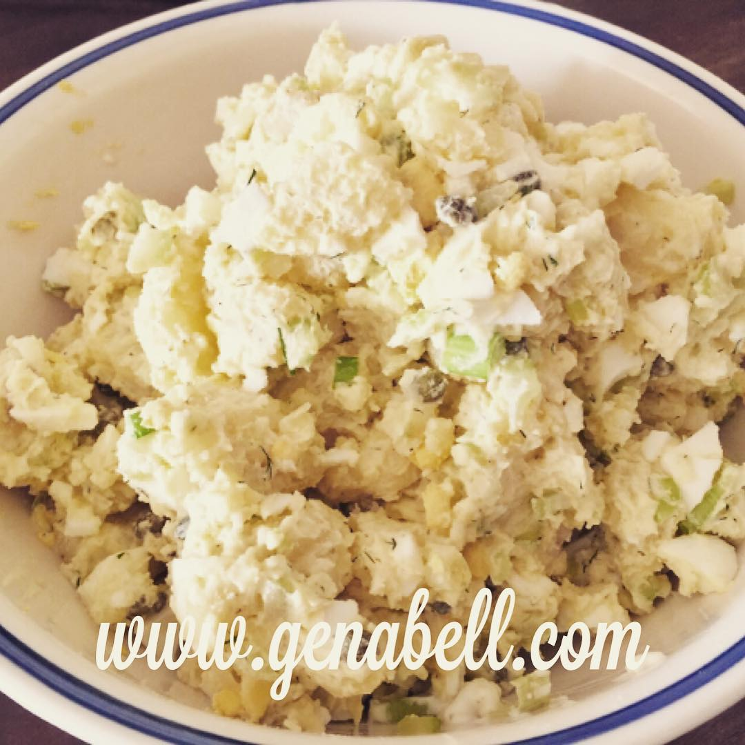 Perfect Potato Salad Recipe! Great at any BBQ or Picnic!hellip