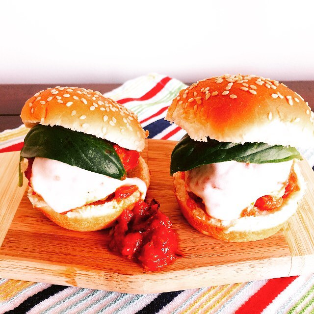 Meatball Slider Sunday! Is there anything better?? Recipe for Slowhellip