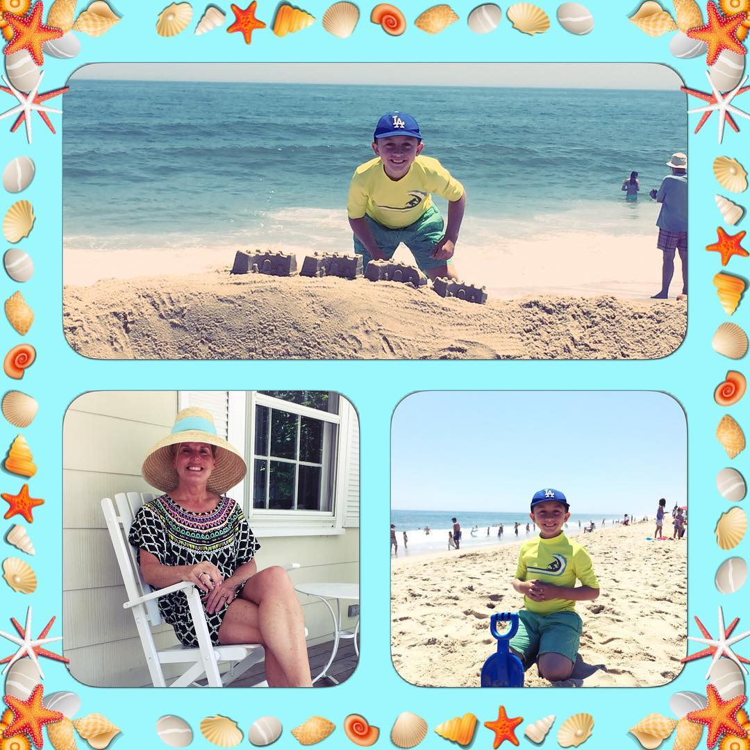 Enjoying the Beach in East Hampton!! summer easthampton vacation NYhellip