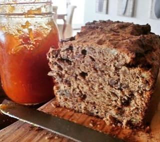 I love this easy recipe for Multigrain Date Pecan Bread!hellip