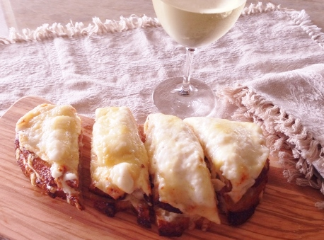 Croque Monsieur – Recipe!