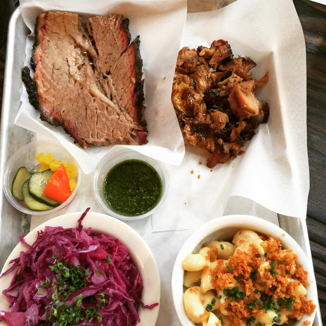 Maple Block Meat Company  Culver City! Great BBQ inhellip