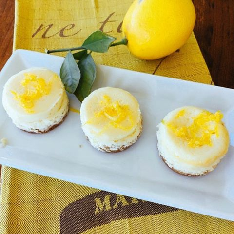 Feeling Spring in the air with these Petite Meyer Lemonhellip