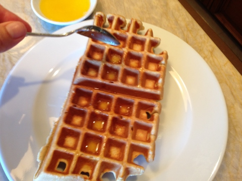 Maple Oatmeal Waffles 088 (480x360)