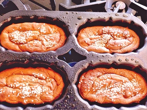 Persimmon Teacakes – Recipe! Image 4