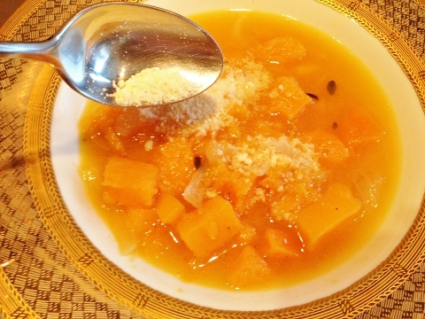 Roasted Butternut Squash & Onion Soup – Recipe! Image 2