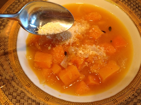 Roasted Butternut Squash & Onion Soup Recipe 042 (480x360)
