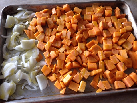 Roasted Butternut Squash & Onion Soup Recipe 058 (480x360)