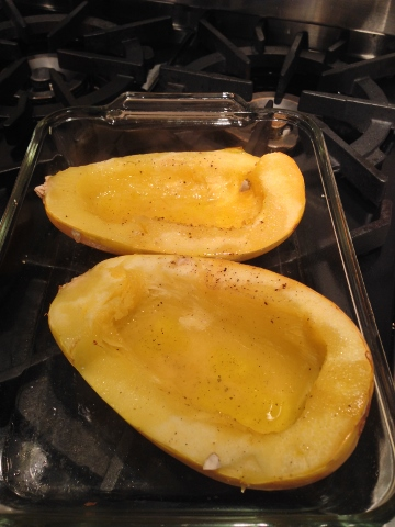 Spaghetti Squash with Brown Butter, Toasted Hazelnuts & Basalmic 034 (360x480)