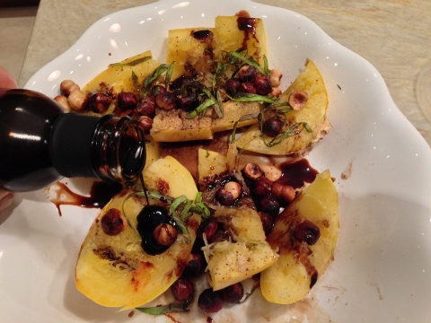 Spaghetti Squash with Brown Butter, Toasted Hazelnuts & Basalmic 076 (480x360)