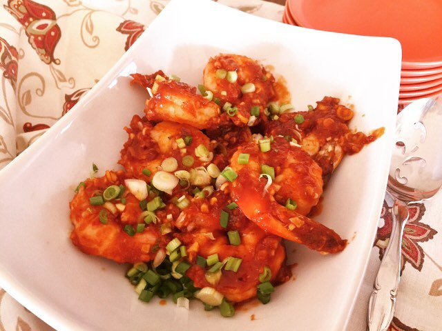 Some Like It Hot! Sweet amp Spicy Chili Shrimp Recipe!!hellip