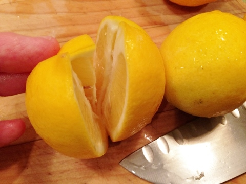 How to Preserve Lemons – Recipe!