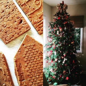 The Tree is Decorated and now Im Baking the Gingerbreadhellip