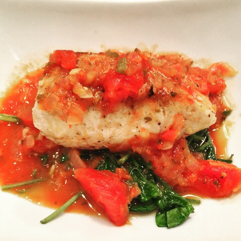 Mahi Mahi in Crazy Water Recipe! Easy and Delicious Weeknighthellip