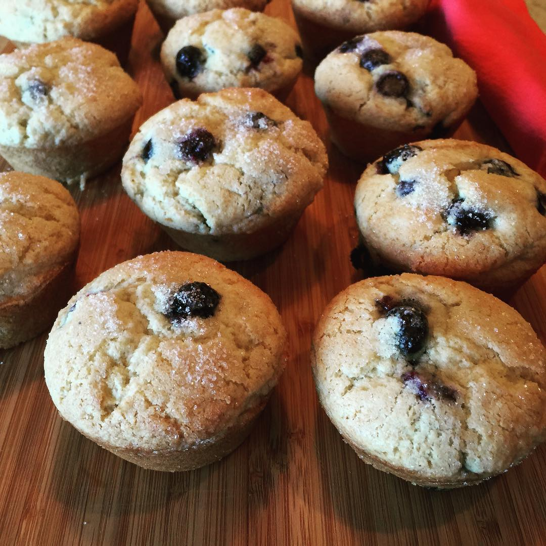 Its a Blueberry Muffin kinda Morning! wwwgenabellcom muffins Sundays brunchhellip