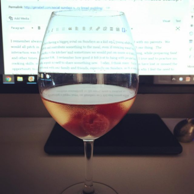 Yes enjoying National Rose Day while writing a blog posthellip