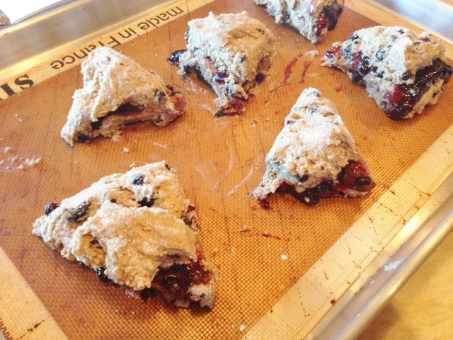 Blueberry Buckwheat Scones 080 (640x480)