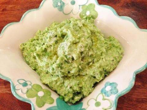 Spring Pea & Ricotta Spread – Recipe! Image 2