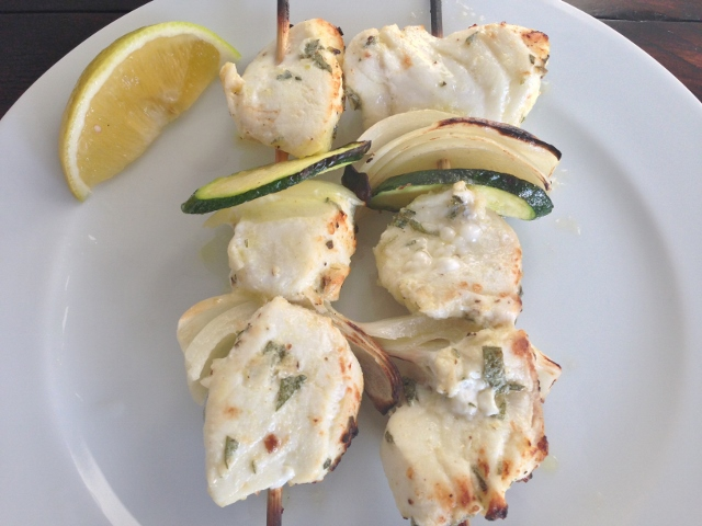 Easy Marinated Halibut Skewers 098 (640x480)