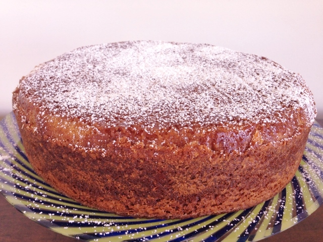 Olive Oil Cake with Blackberry Compote – Recipe! Image 5