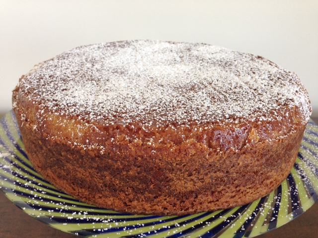 Olive Oil Cake with Blackberry Compote 128 (640x480)