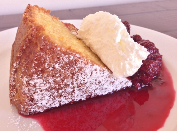 Olive Oil Cake with Blackberry Compote – Recipe! Image 2