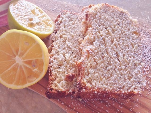 Preserved Lemon, Poppy Seed & Spelt Loaf Cake – Recipe! Image 2