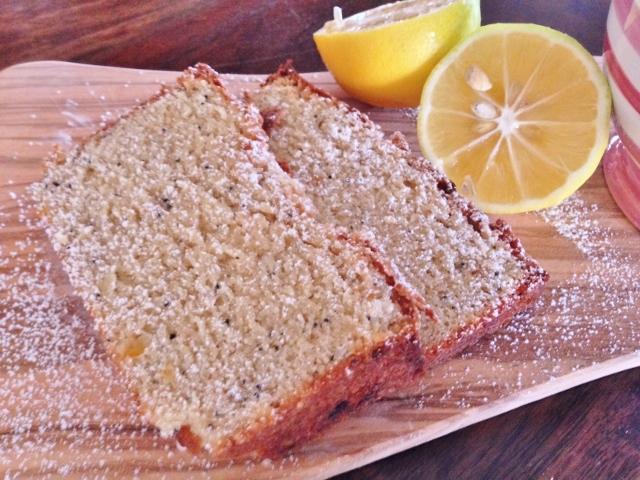 Preserved Lemon, Poppy Seed & Spelt Loaf Cake – Recipe! Image 1