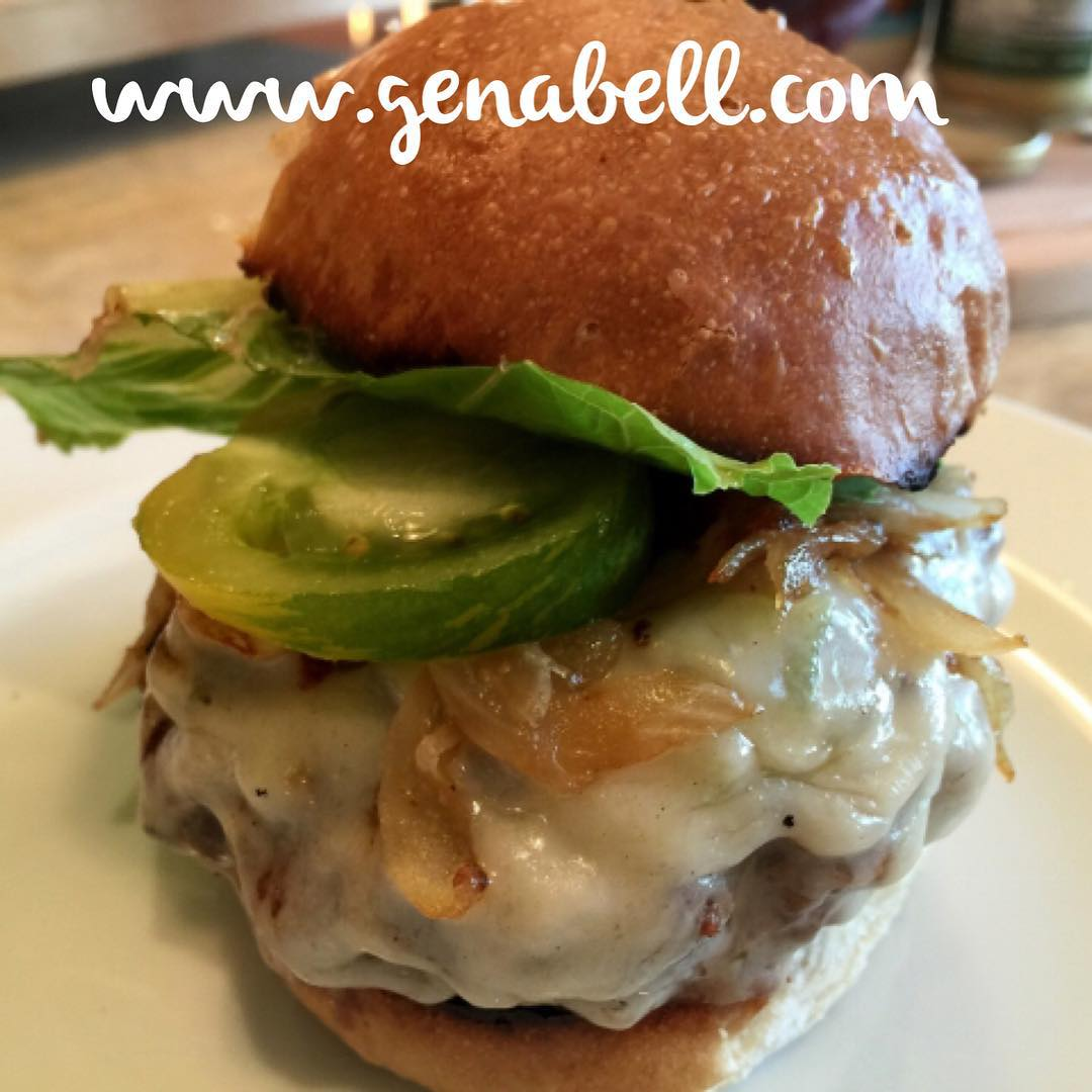 Easy Green Chili Cheeseburgers Recipe! Burger Me? Great to makehellip