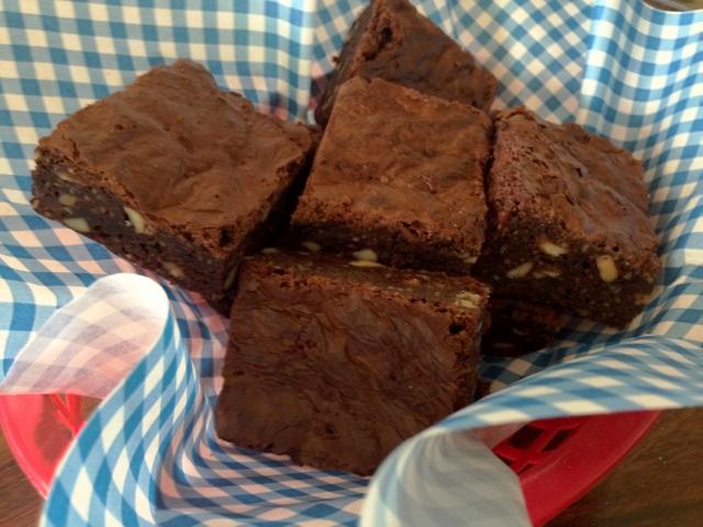 Almond Joy Brownies – Recipe!  Gluten-Free! Image 1