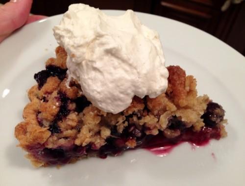 Blueberry Crostata – Recipe! Image 8