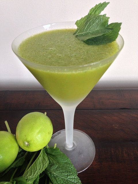 Kumquat & Mint Margaritas – Recipe! Image 1