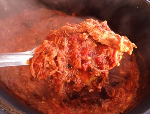 Slow-Cooker Pork Sugo – Recipe!