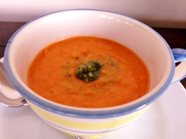 Tomato Leek Soup – Recipe! Image 2