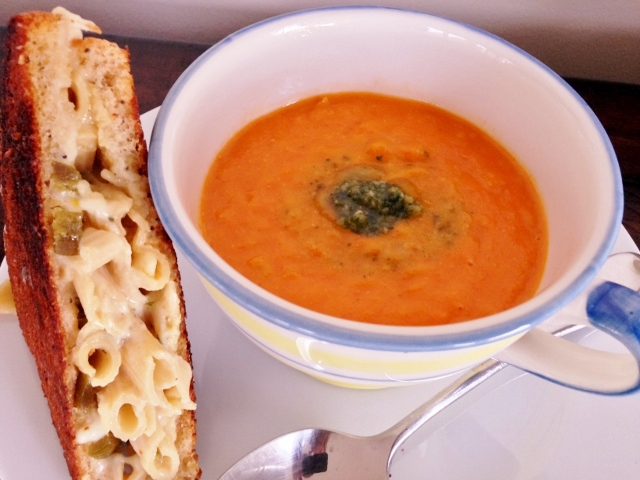 Tomato Leek Soup – Recipe! Image 3