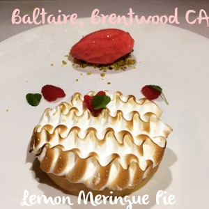 Pie anyone? Baltaire Restaurant in Brentwood! wwwgenabellcom restaurants love livelovelaughfood