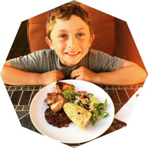 Easy Grilled Lemon Chicken Recipe! Gav is Ready to eat?!!!hellip