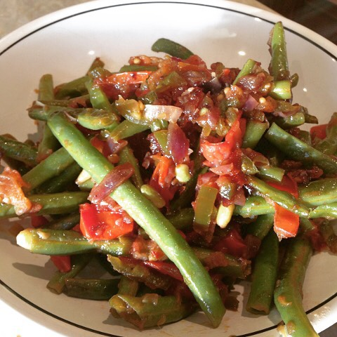 Sweet amp Spicy Green Beans Recipe! Great Side Dish forhellip