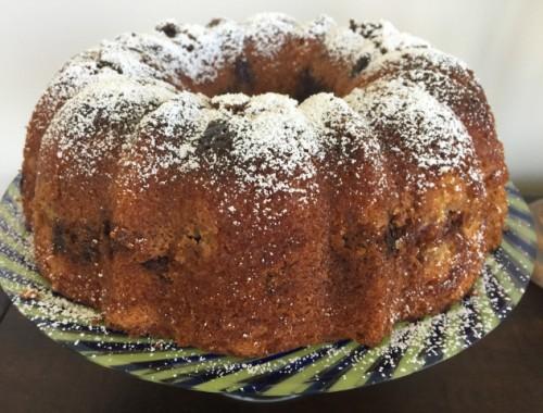 Brown Sugar Blueberry Bundt Cake – Recipe!